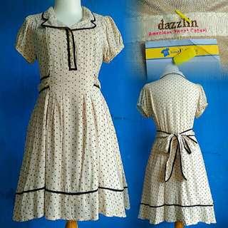 Dazzlin Collar Dress
