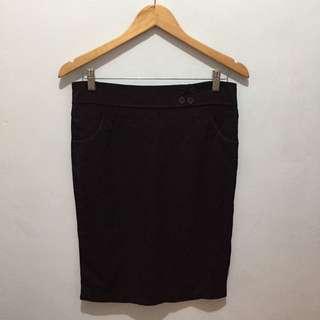 """#225 - """"LaVie"""" Office Skirt"""