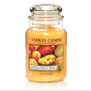 🌈Sales☀️Yankee Candles Large Jar   Cheapest!