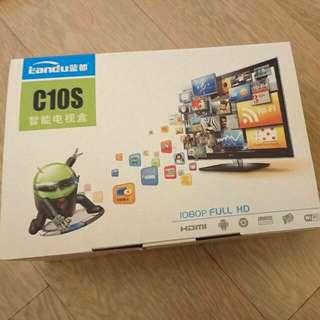 藍都C10S智能電視盒