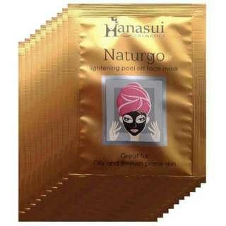 Masker Hanasui Naturgo