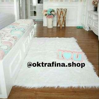 Karpet Bulu 100x130