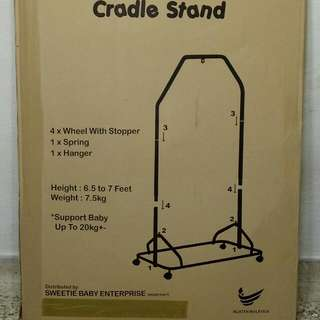 Bought In Jan 17 Cradle Stand