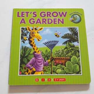 Let's Grow A Garden