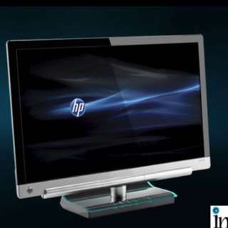 "23"" hp computer desktop monitor"