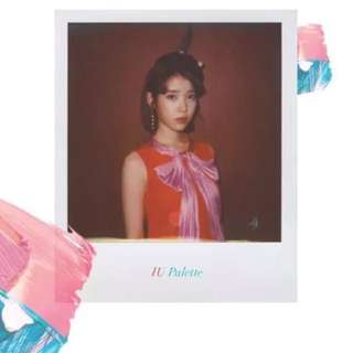 IU - Palette Album