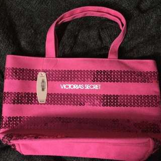 Victoria's Secret Mini Tote Bag (Authentic)