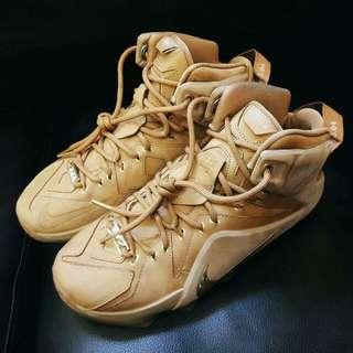 """Nike Lebron 12"""" Wheat-Nextgen"""""""