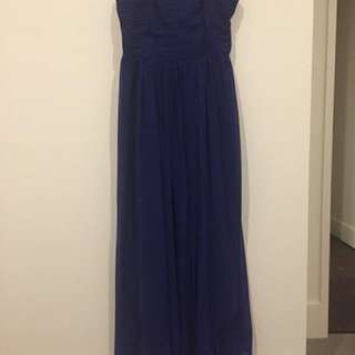 Review gown Sz 14