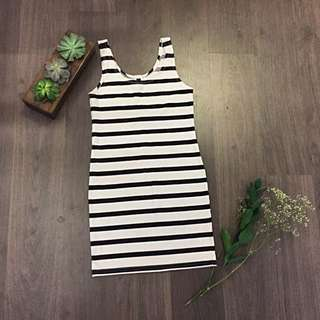 H&M Stripped Dress