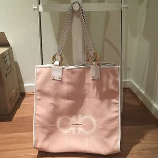 Authentic Ferragamo Tote