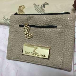 🚚 泰國🇹🇭曼谷✈️BKK 小雙拉鍊零錢包❤️時尚款 全新
