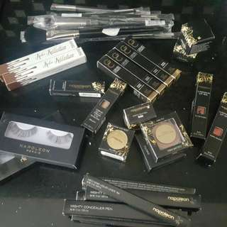 Brand New Napolean Make Up For Half Price