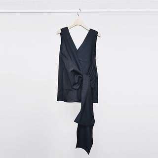 New! Shopatvelvet Top Dark Blue