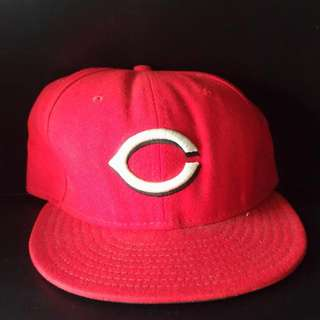 New Era fitted baseball cap 7 1/2