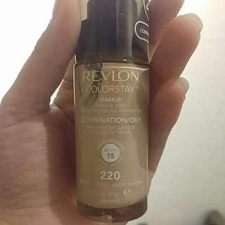 Revlon Colorstay Foundation Combo/oily