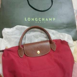 Authentic Longchamp Small (Reduced Price)