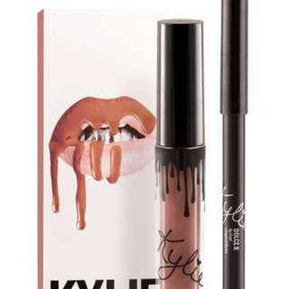 Kylie Lip Kit/ Dolce K