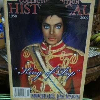 Collectors Edition: Historical Magazine (Michael Jackson)