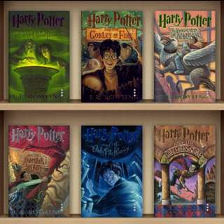 Harry Potter Ebooks Series⚡️
