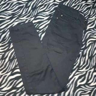 Stefanel Black Pants