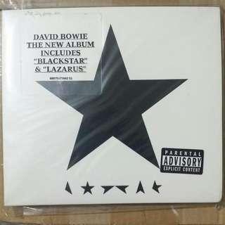 [Music Empire] David Bowie - Black Star CD Album