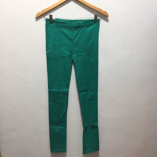#232 - Green Pants