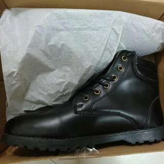 Brand New In Box Leather Shoes