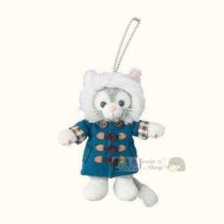 (徵物)冬季大衣畫家貓