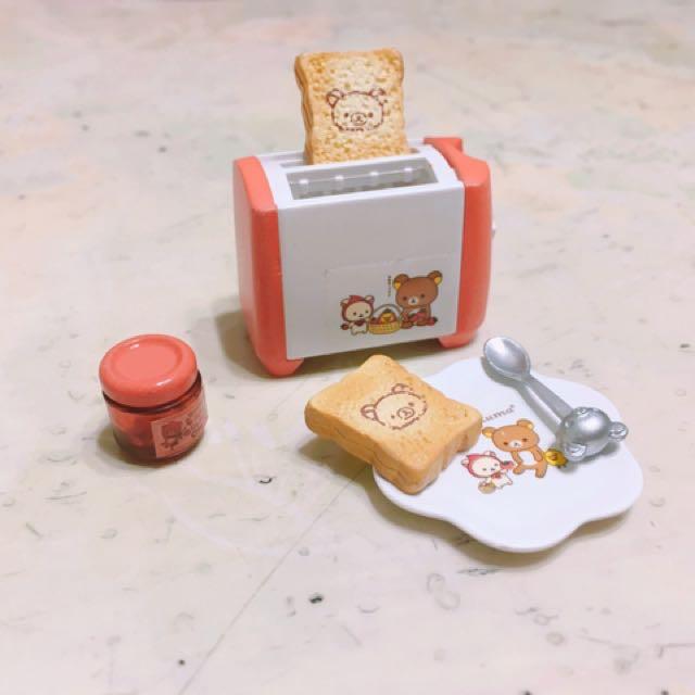拉拉熊盒玩