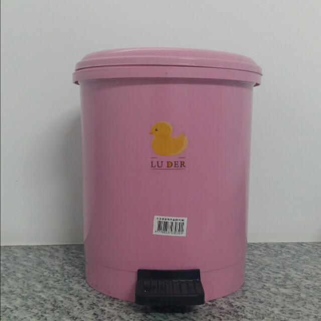 小鴨垃圾桶附內桶
