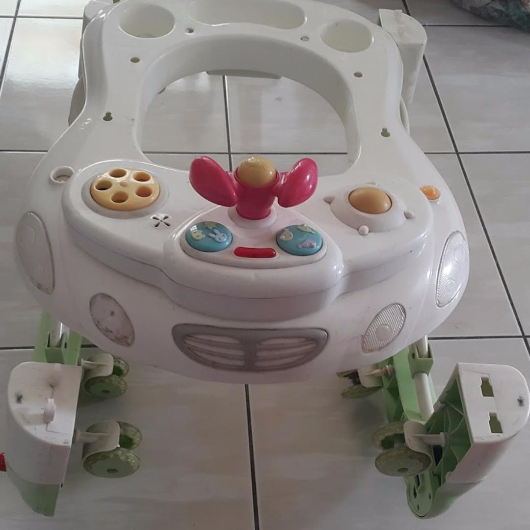 嬰兒螃蟹車/搖搖椅