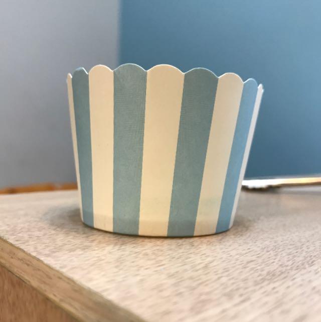 中型杯子蛋糕紙杯25入