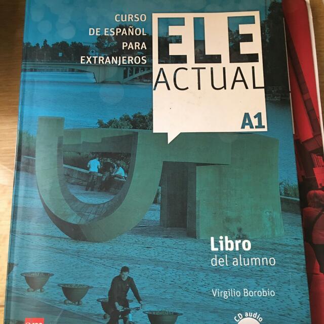 西班牙文 學習書A1