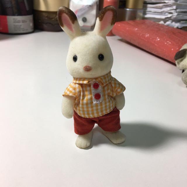 森林家族 兔子