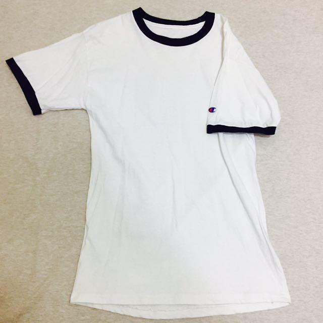 日本購入 Champion短袖上衣