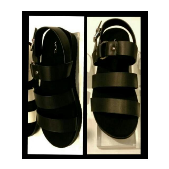 """""""DICARI : Vnc shoes BLACK"""""""