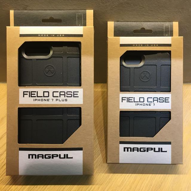 巨石強森代言  Magpul Field case iPhone 7 / 7plus 手機殼 防撞 防摔殼 美國正品