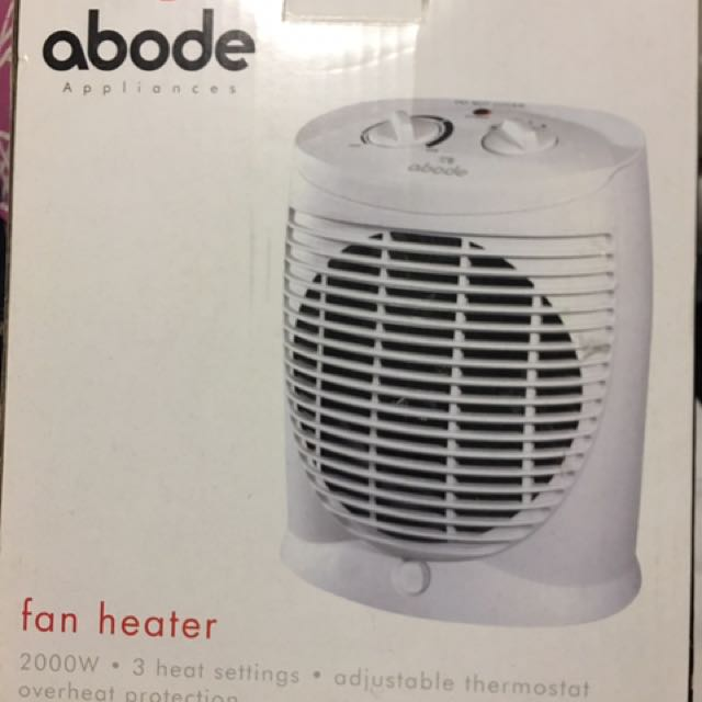 Abode Portable Heater