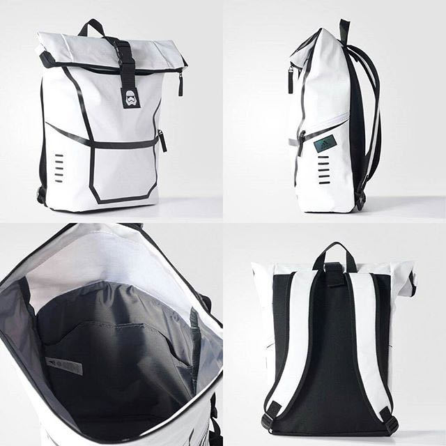 b2c1d9148c  INSTOCK  Adidas Starwars Stormtrooper Backpack