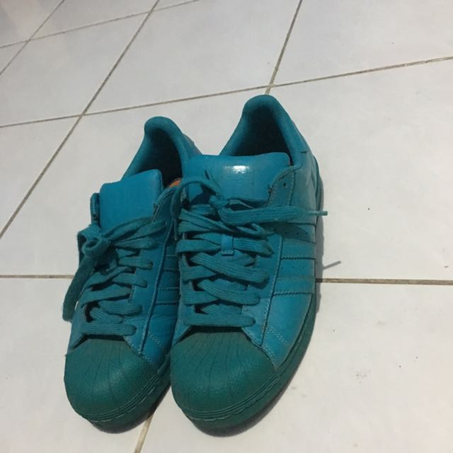 Adidas Superstar Pharrell Williams ORIGINAL 8c716c6130
