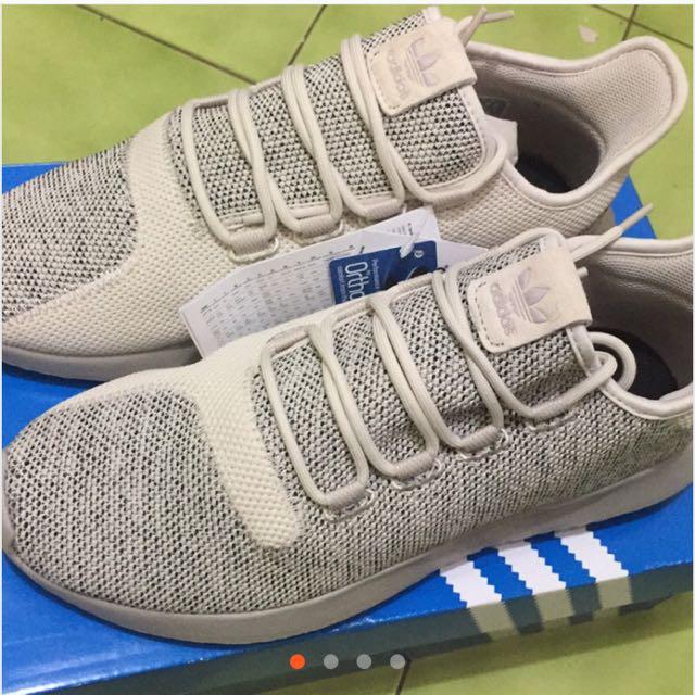 全新Adidas tubular shadow knit US9