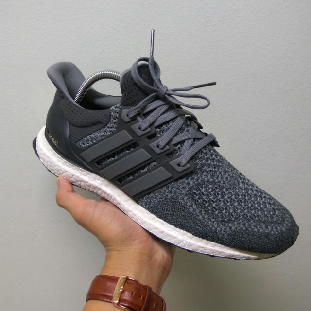 9f0d69dce66 Adidas Ultra Boost Mystery Grey 1.0 LTD