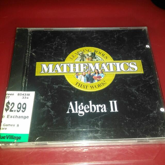 Algebra Learning Tools