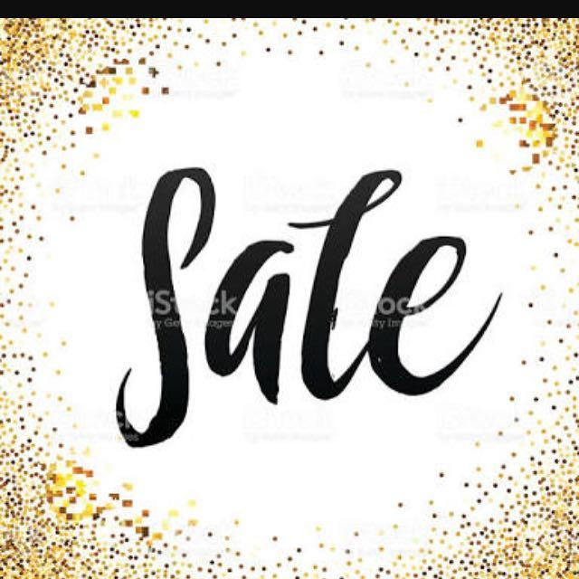 Sale! Buy 2 Get 1 Free!