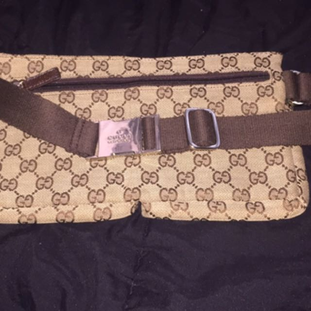 Authentic Gucci Side Bag
