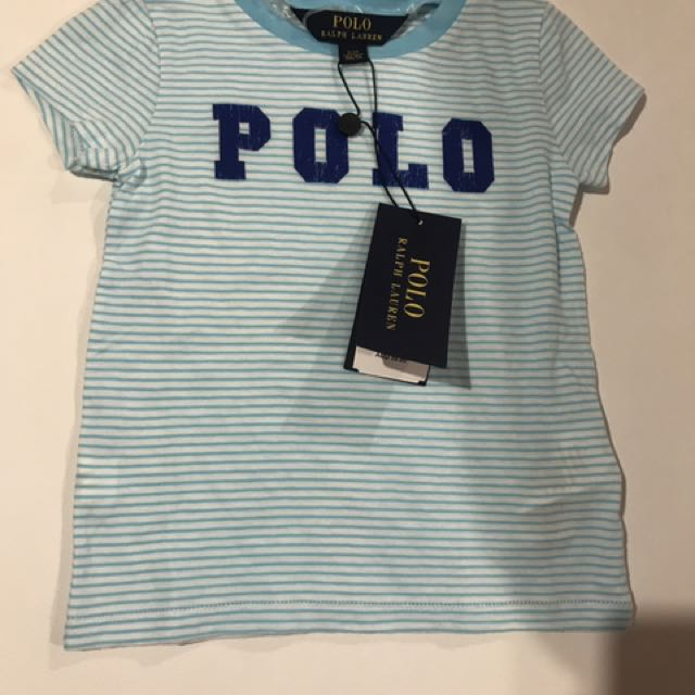 Authentic Ralph Lauren Shirt Size 3T