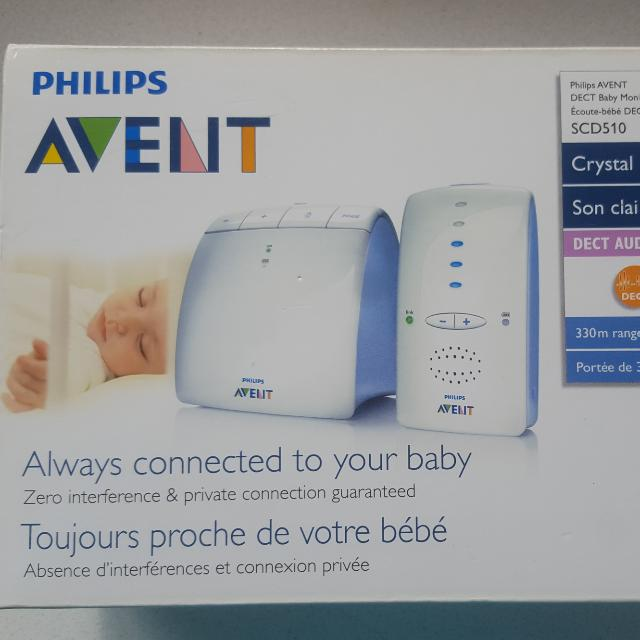 Avent Baby Monitor SCD510