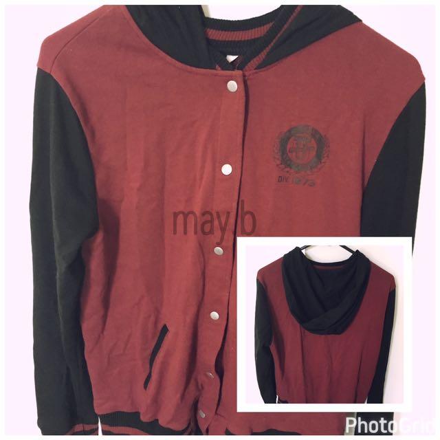 Baseball (Jock) Jacket Size M