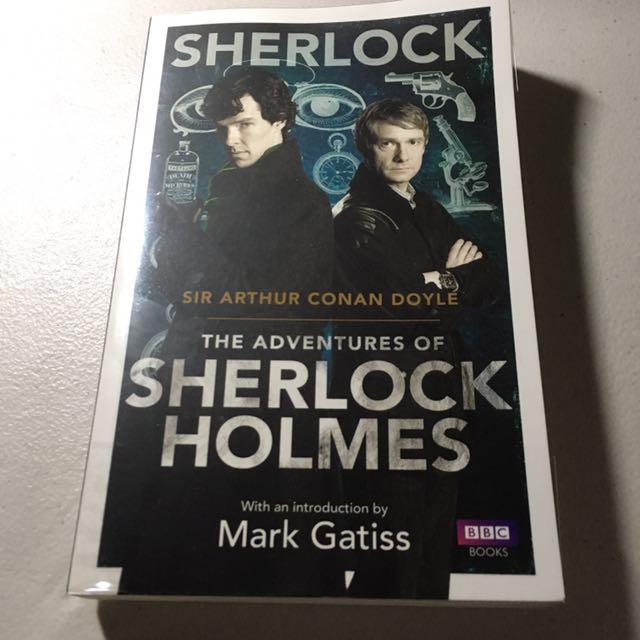 BBC Sherlock The Adventures of Sherlock Holmes